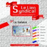 Le lien syndical n°481 – janvier 2018