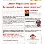 FSM 2011 : Label de responsabilité sociale ou comment se donner bonne conscience ?