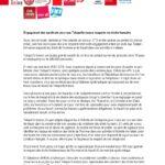 Engagement des syndicats pour que Teleperformance respecte les droits humains