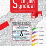 Le lien syndical n°488 – Septembre 2018