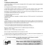 Bulletin d'information CGT Administrateurs Mandataires Judiciaires n°105