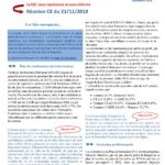 POLYMONT IT SERVICES : Bulletin d'information n°12